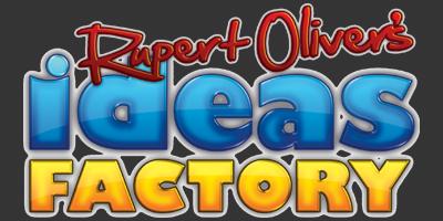 Jelly Pixel Client - Rupert Oliver's Ideas Factory Logo