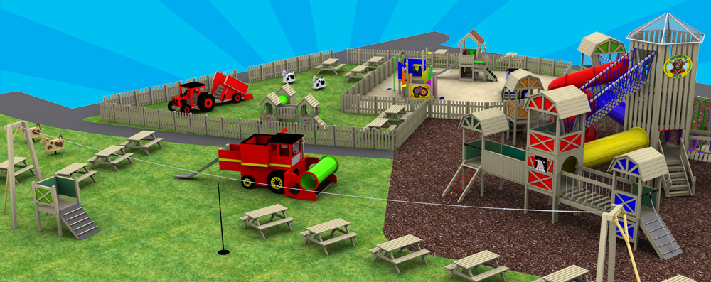 Outdoor Play - Outdoor Play Area Design